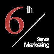 Logo 6th Sense Marketing
